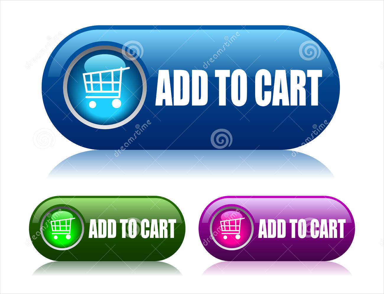 Add to Cart Buttons