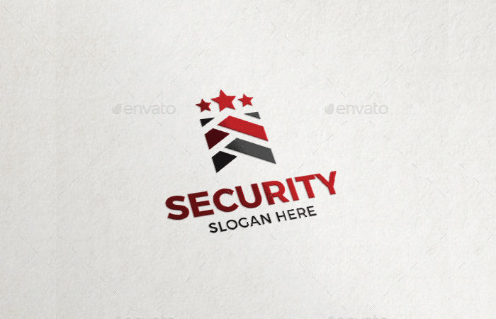 army security military service logo