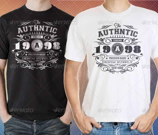 authentic vintage t shirt