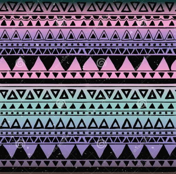 aztec tribal patterns