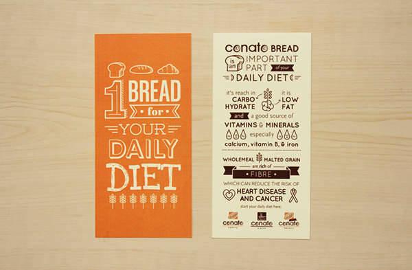 Bakery Product Flyer