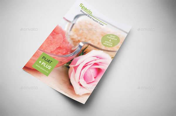 Beauty Spa & Health Flyer