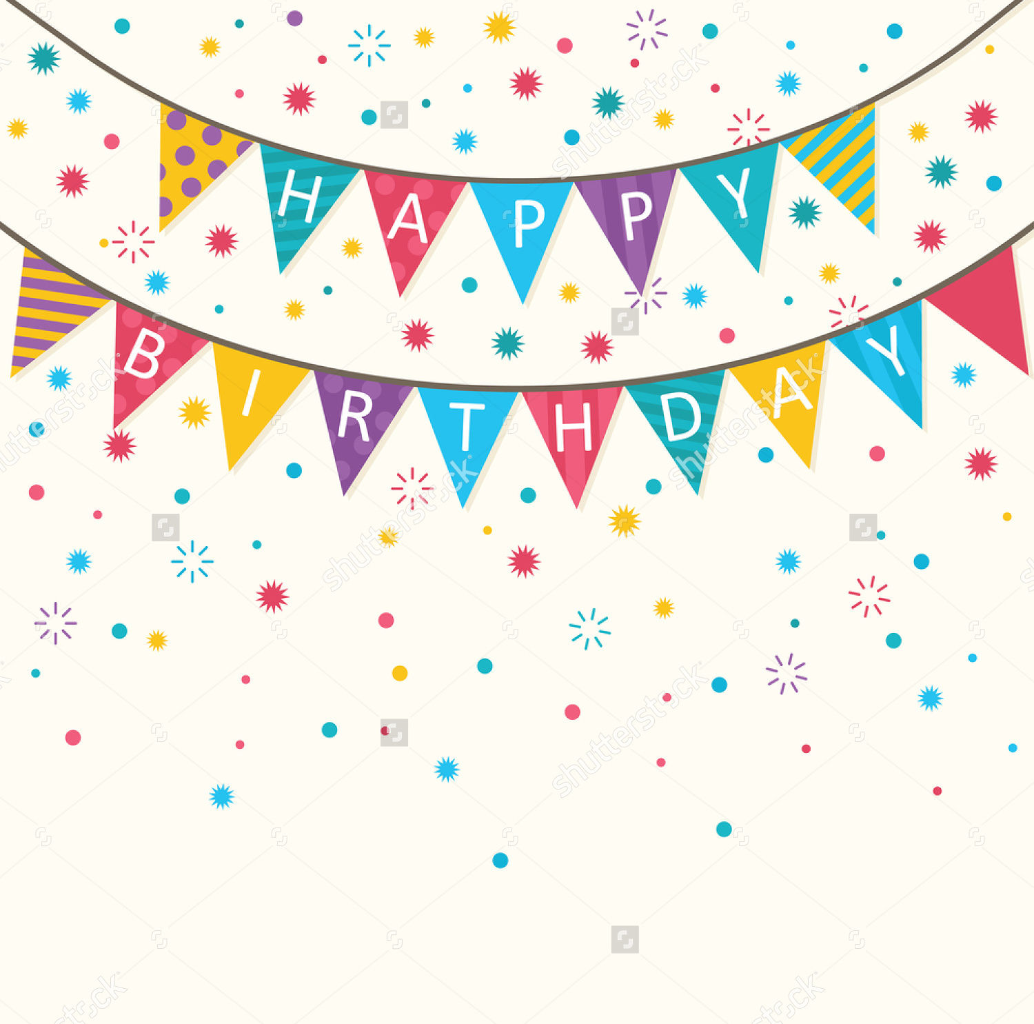 13 birthday party banners design trends premium psd vector