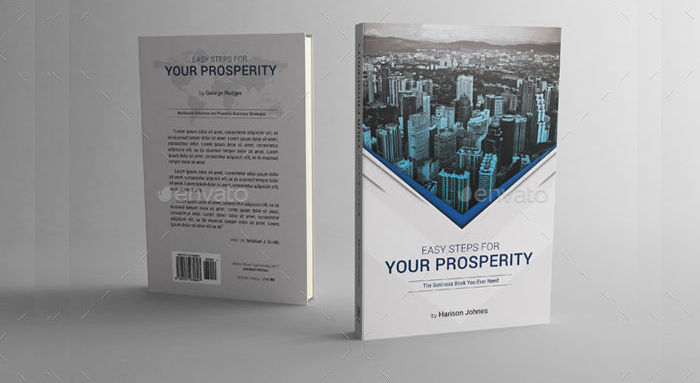 book cover template1