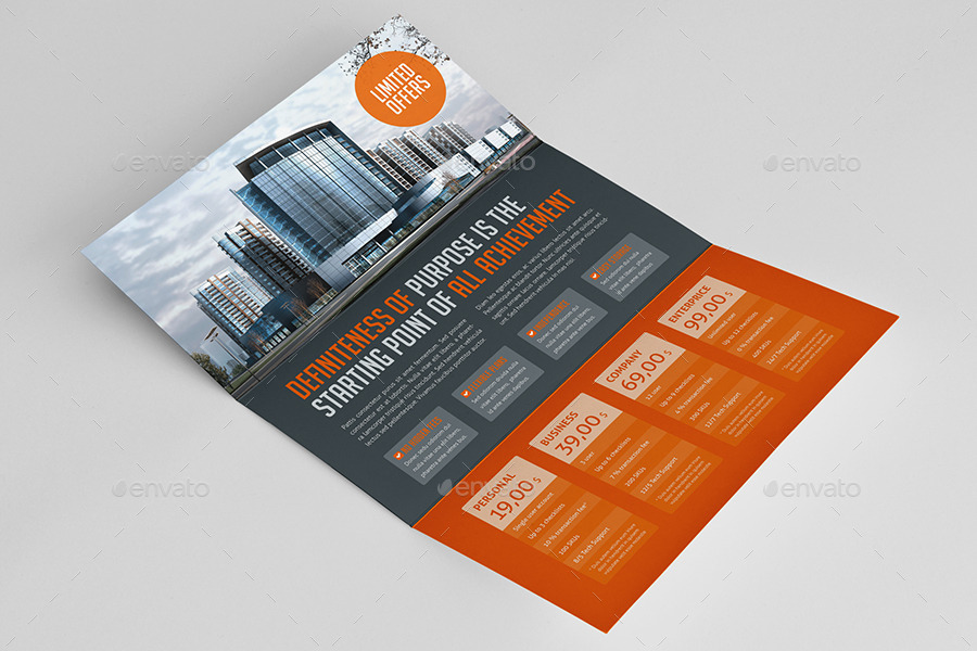 Business For Sale Flyer