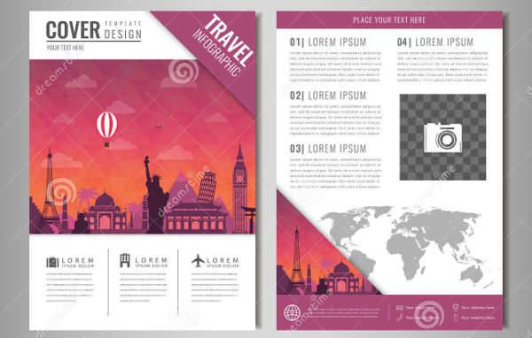 Business Travel Brochure Design