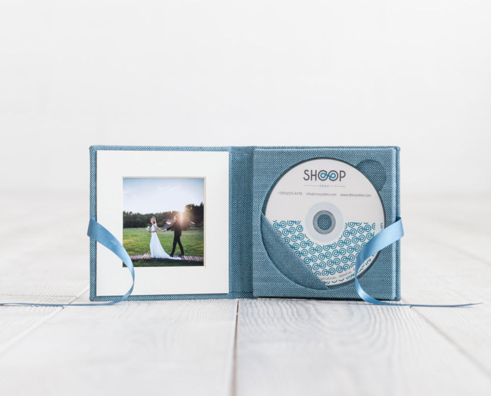cd box packaging