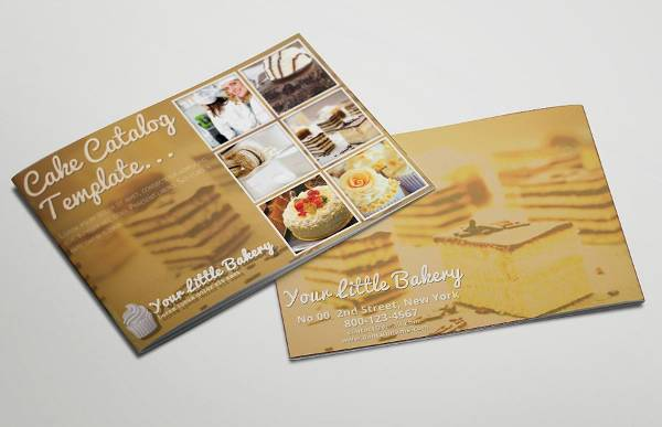 catering service catalog