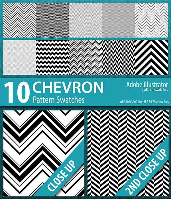chevron stripes patterns