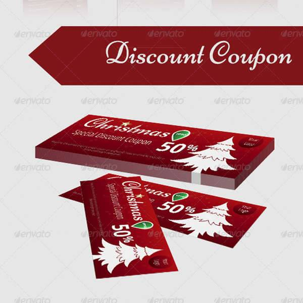 Christmas Discount Coupon