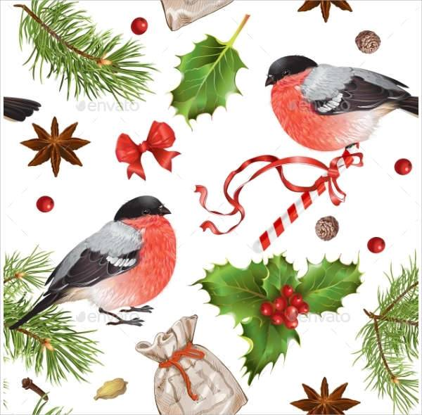 christmas vintage patterns