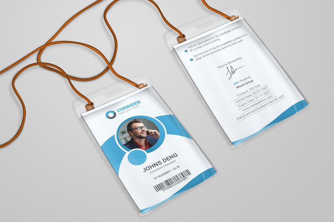 13 identity card designs design trends premium psd for Best home office video cards