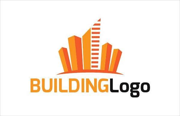 Construction Building Company Logo
