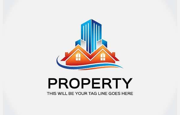 Construction Property Company Logo