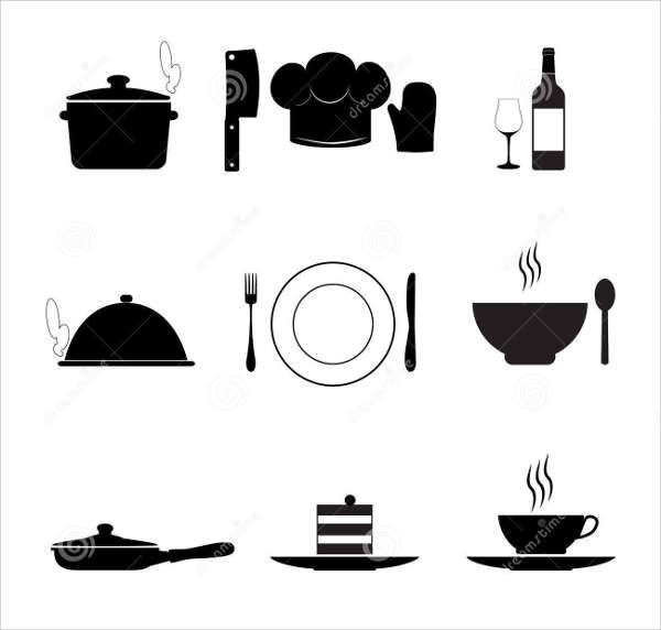 Cooking & Kitchen Icons