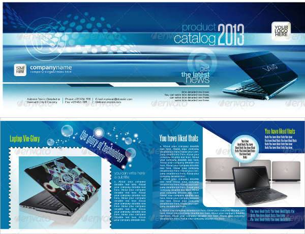 Corporate Business Product Catalog Brochure