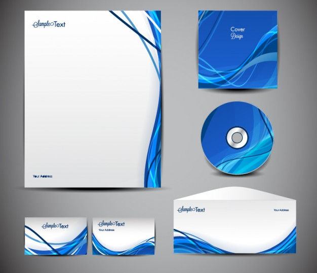 corporate cd package