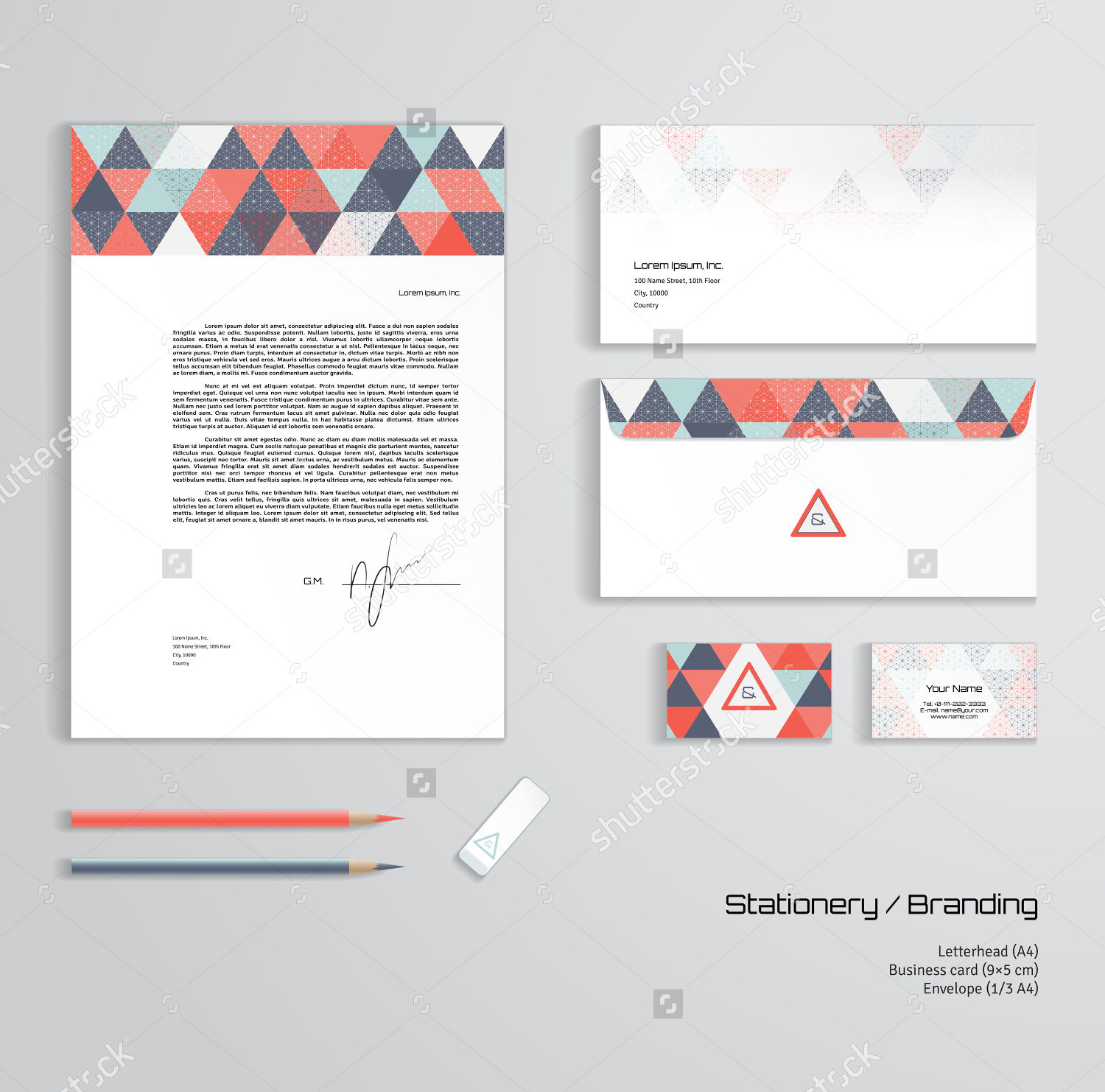 Design Trends Premium Psd Vector Downloads: 10+ Printable Envelope Designs