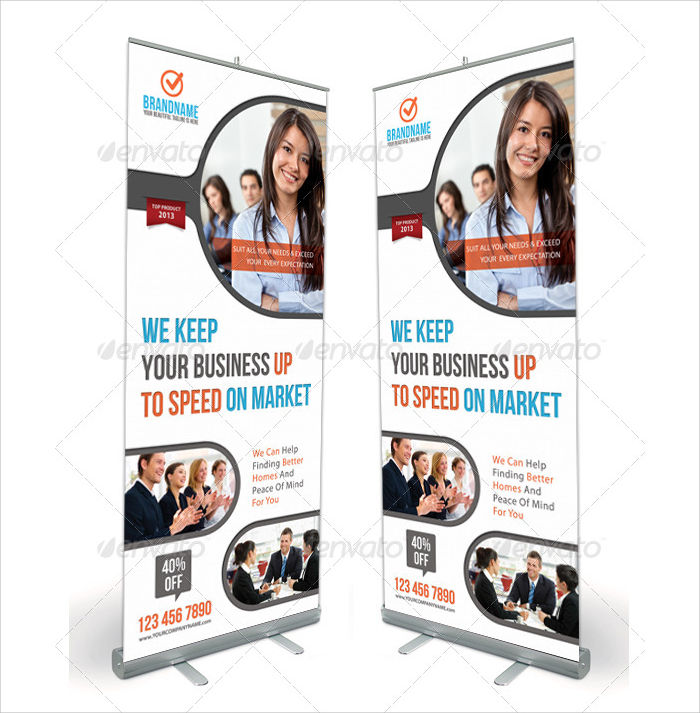 Corporate Product Banner Template