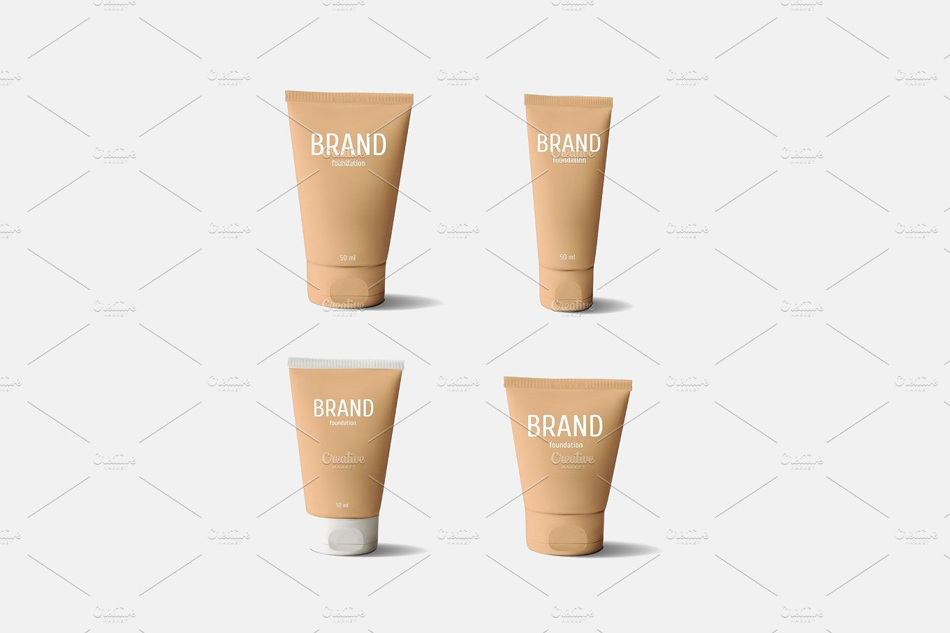 cosmetics product packaging