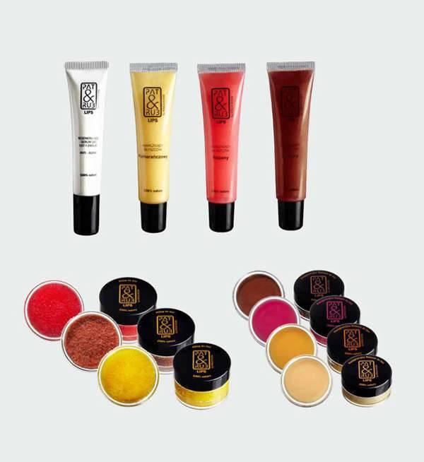 Cosmetics Series Packaging