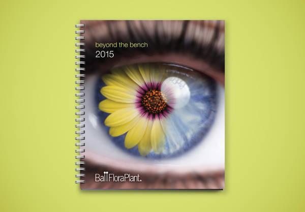 creative catalog cover