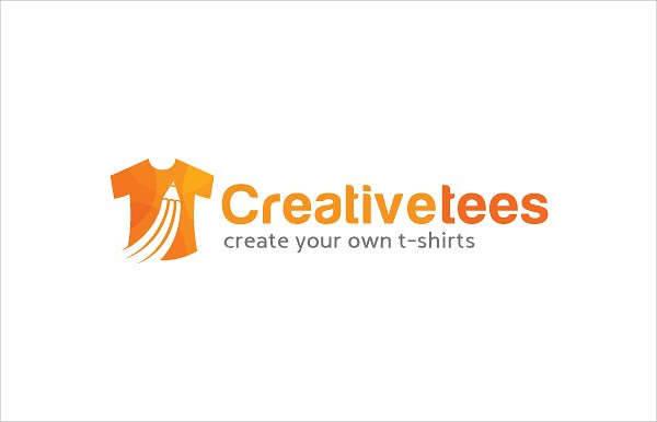 creative t shirt logo