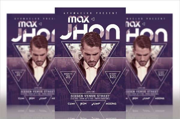 Dj Flyer Design Templates  Design Trends  Premium Psd Vector