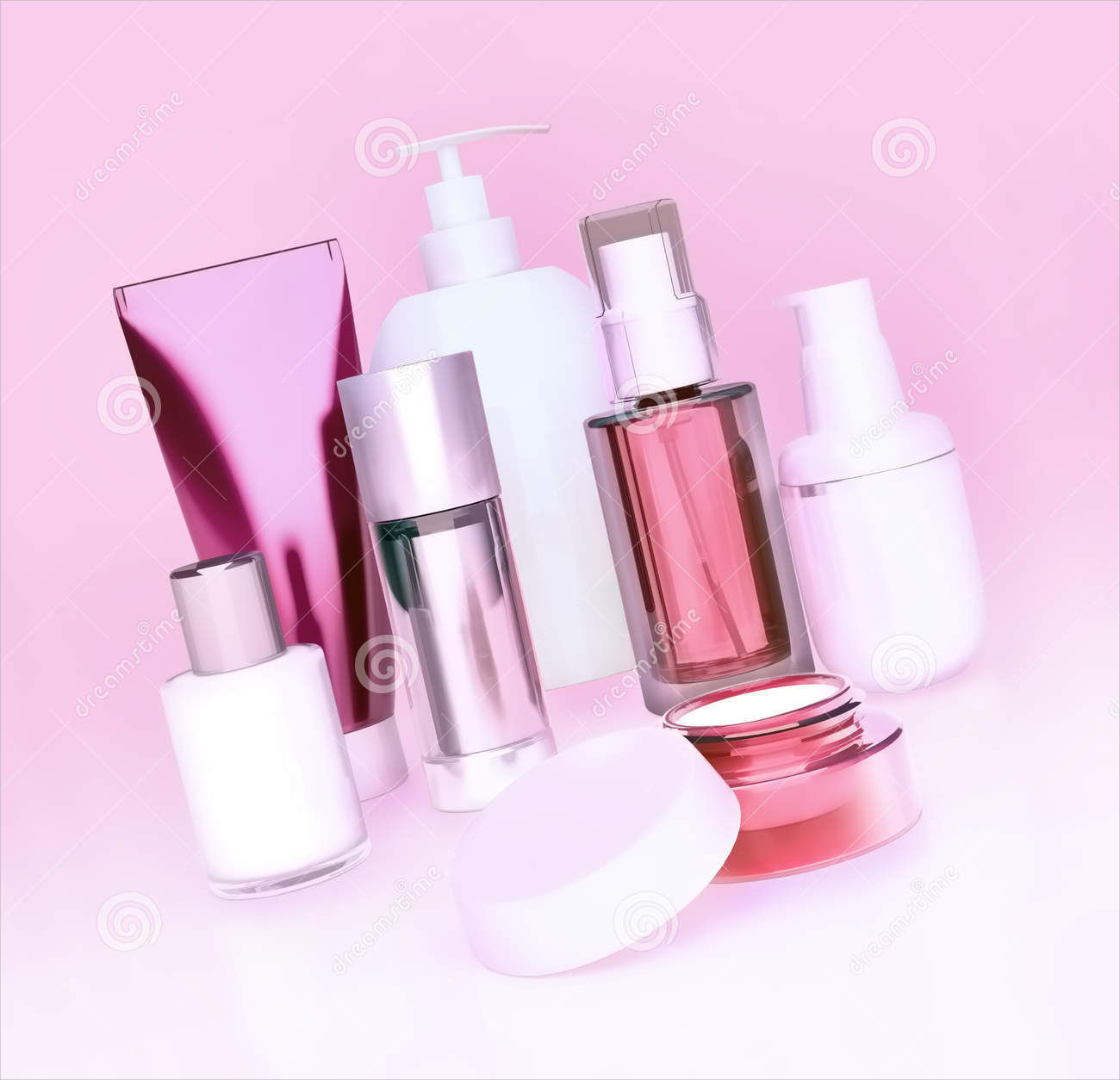 daily beauty care cosmetics products