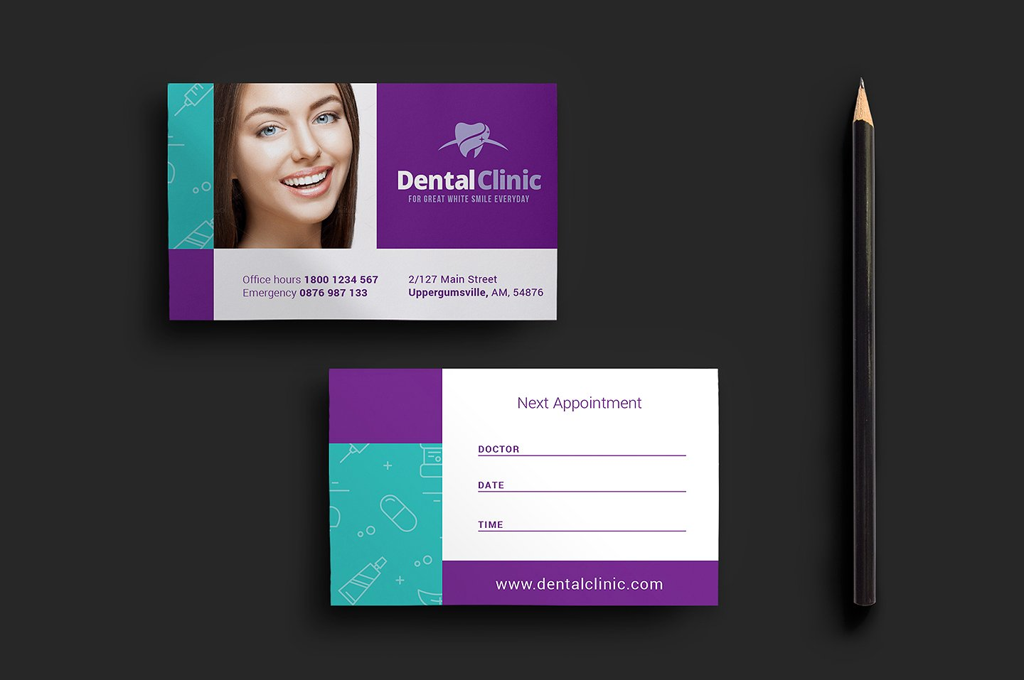 14 Appointment Card Designs Design Trends Premium Psd Vector