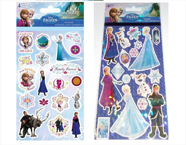 disney frozen stickers