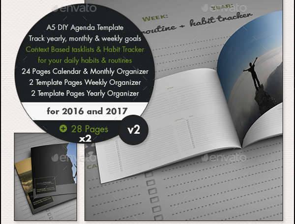 Diy Calendar Planner