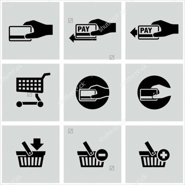 e commerce payment icons