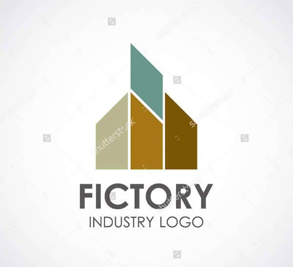factory production company logo