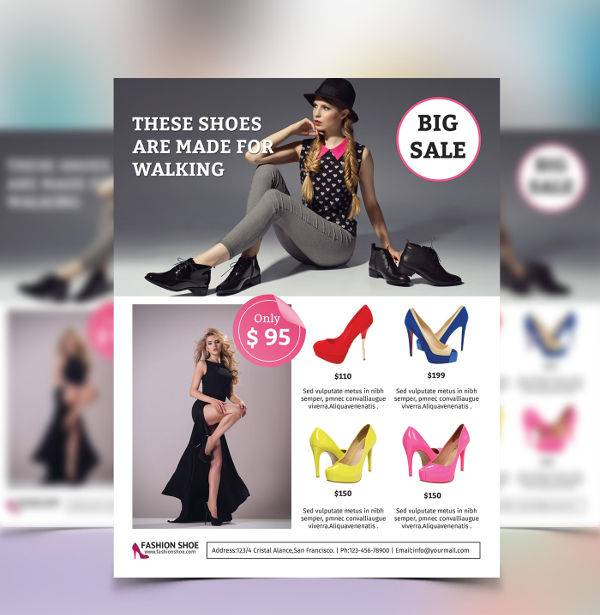 Fashion Product Promotion