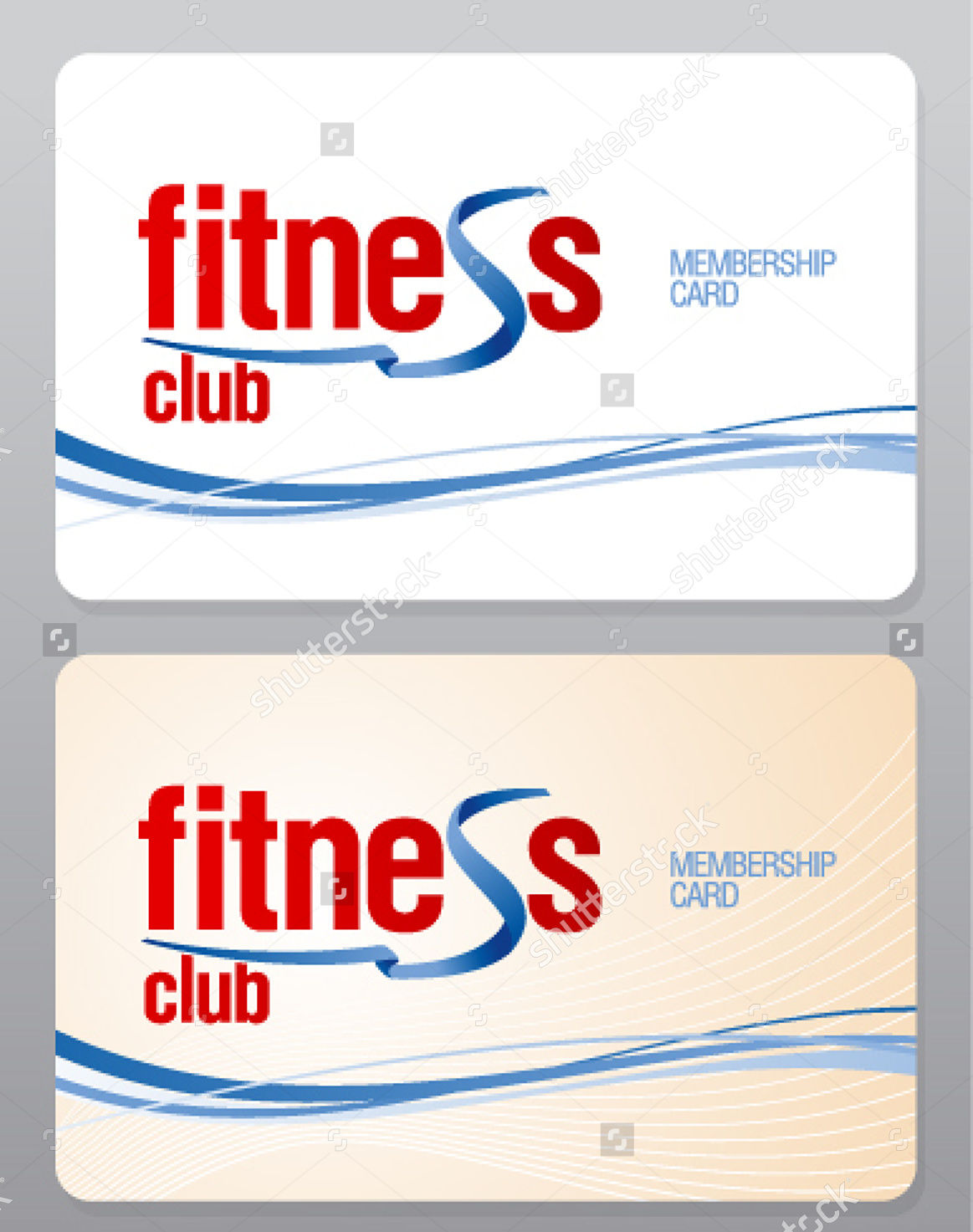 15 Membership Card Designs – Club Card Design