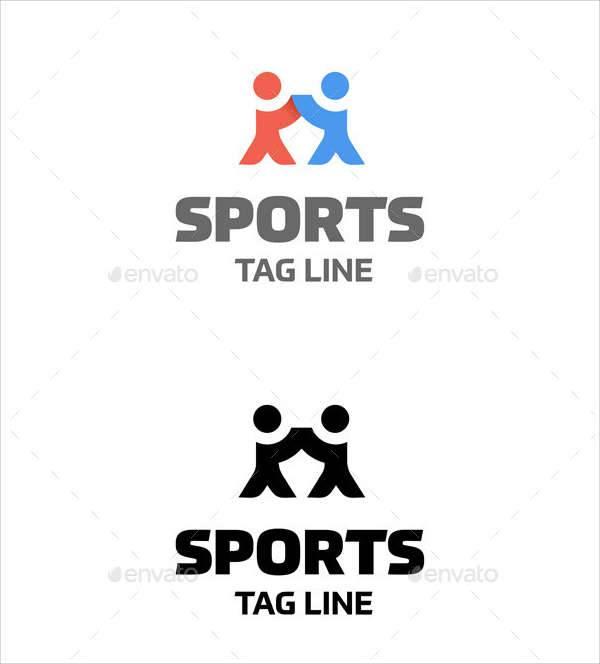 fitness sports gym logo