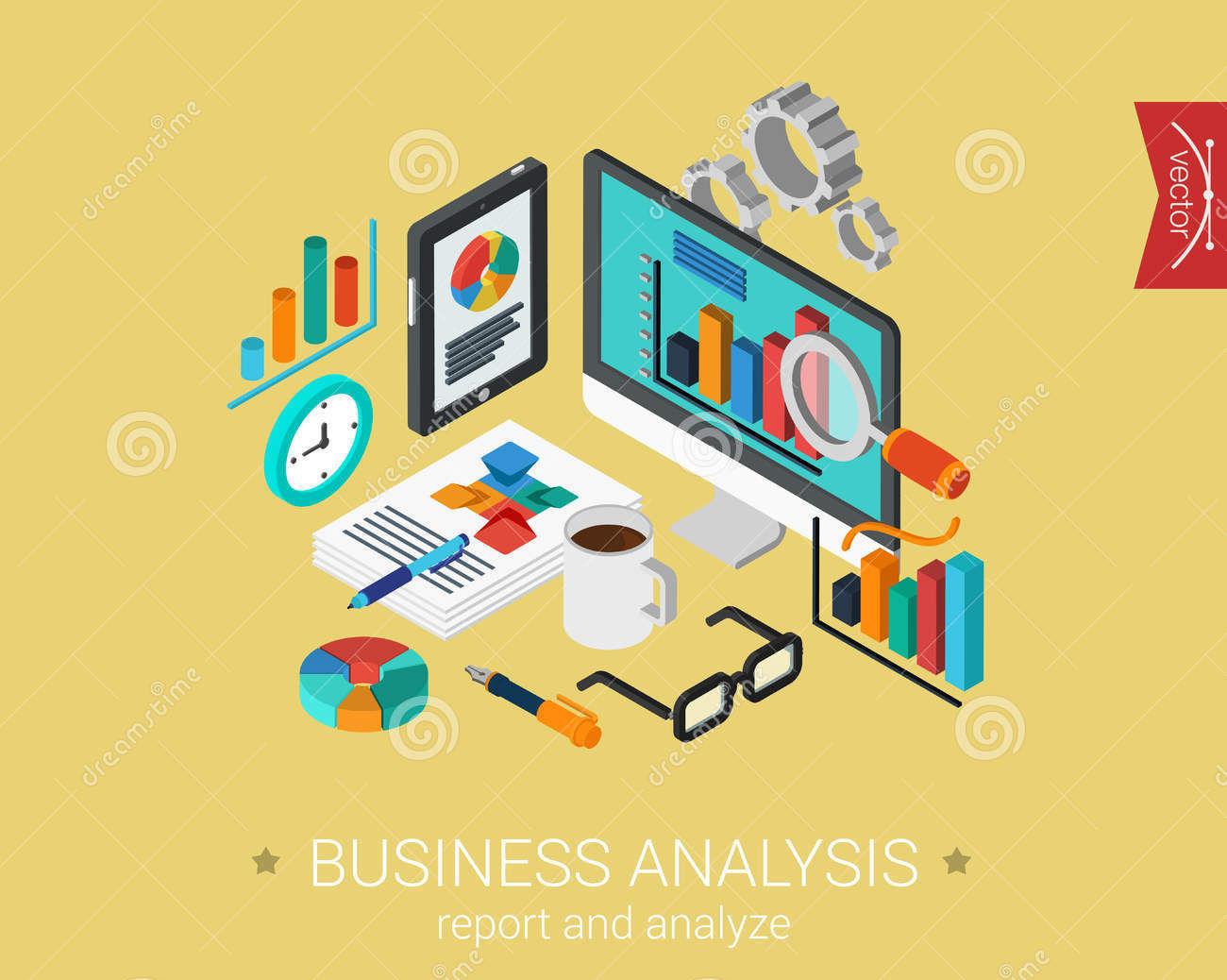 flat business analysis design
