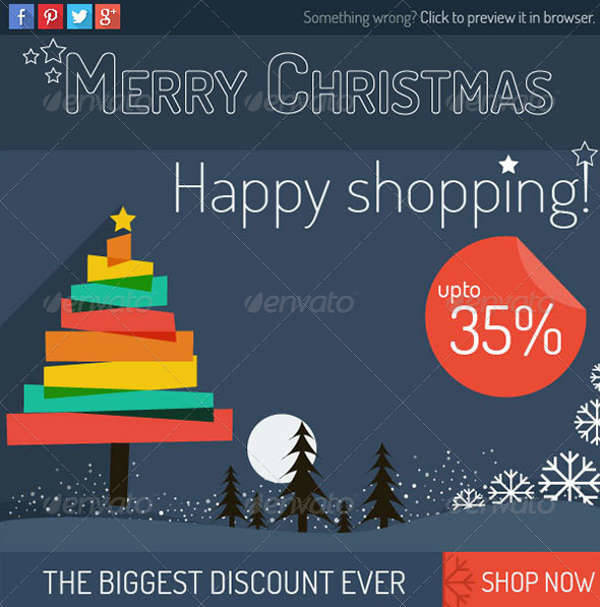 Holiday Design Templates  Design Trends  Premium Psd Vector