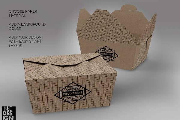 Food Box Packaging