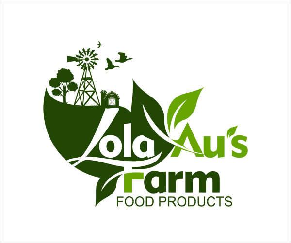 food products company logo