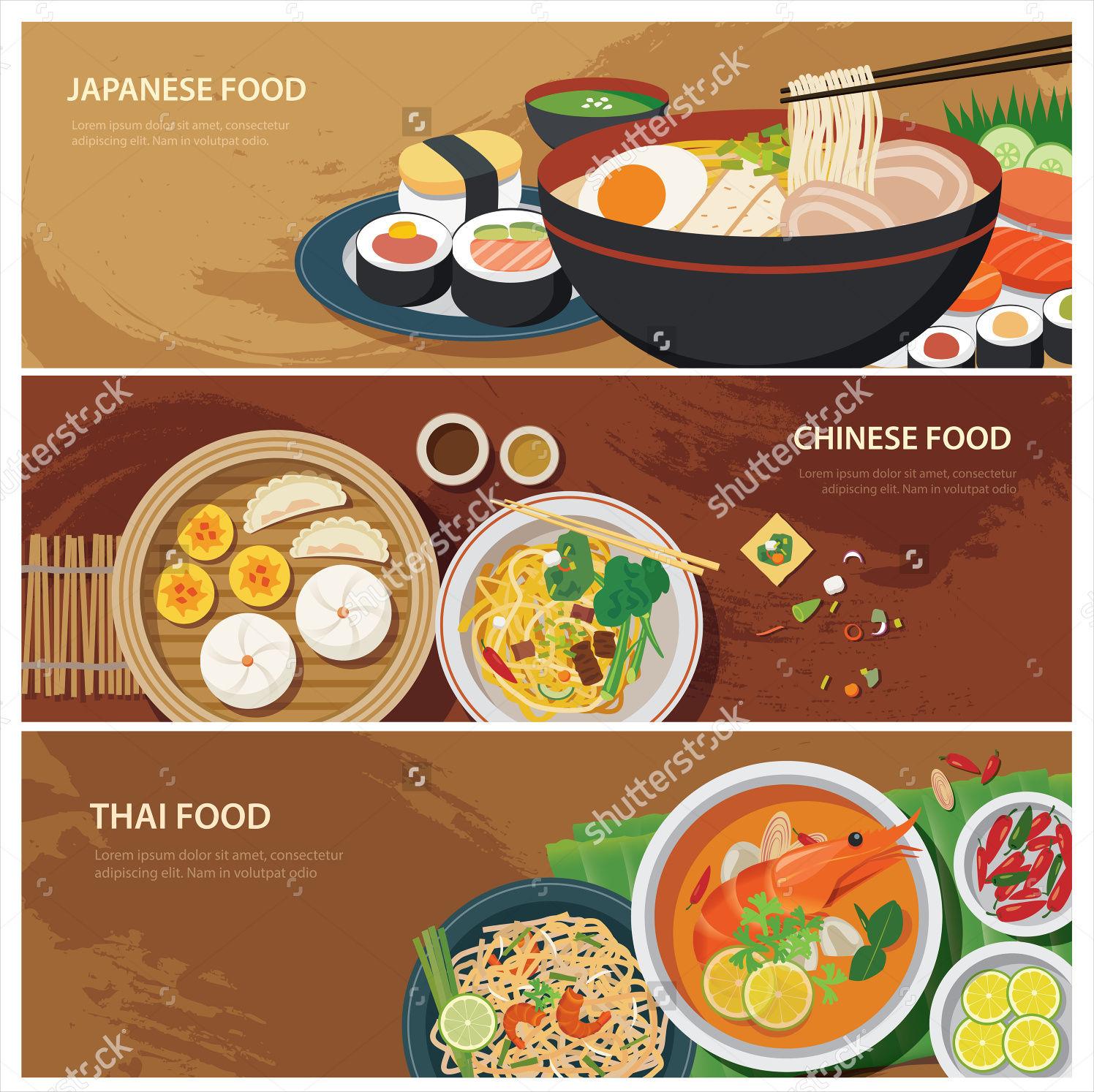 food web banner