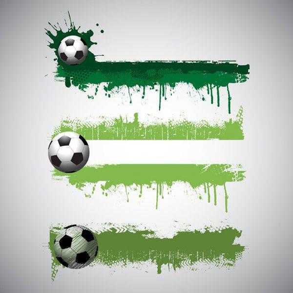 football sports banner