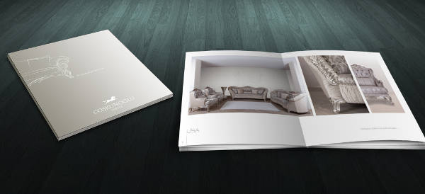 furniture catalog template