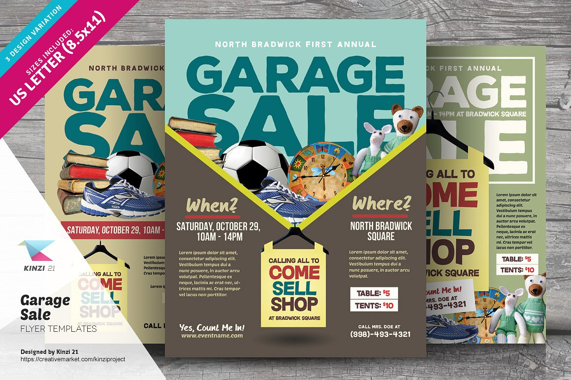 10 For Sale Flyer Designs – Sale Flyer Design