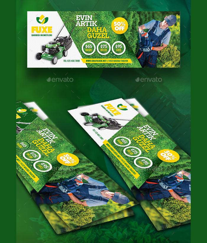 garden landspace cover