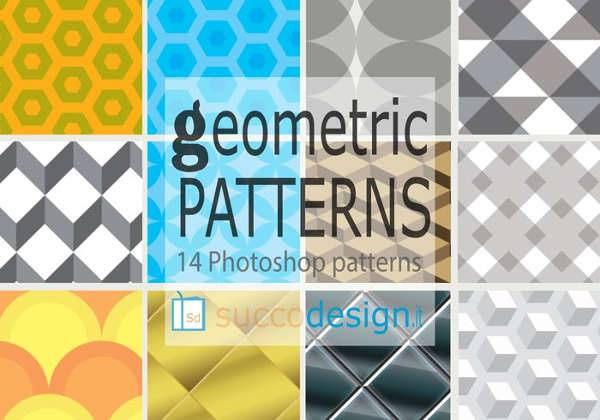 geometric pattern brushes