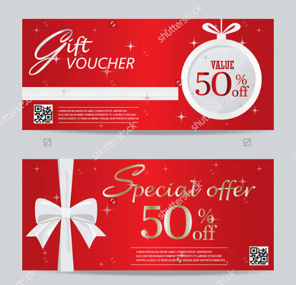 Gift Coupon Template  Coupons Design Templates