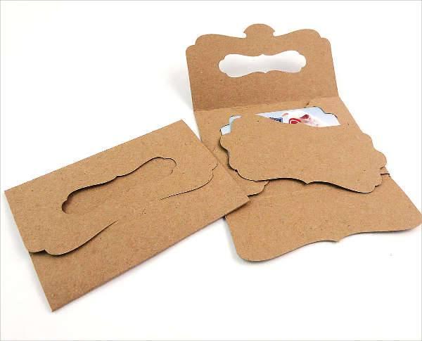Gift Envelope Packaging