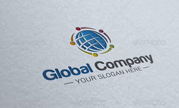 global trading company template